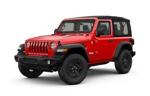 2018 Jeep All-New Wrangler Sport