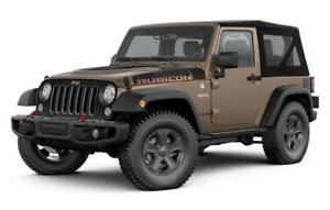 2017 Jeep Wrangler Recon