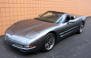 2004 Chevrolet Corvette C5 Convertible, Fully Loaded + Clean!