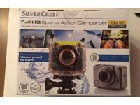 Full HD sport Action Camcorder Camera