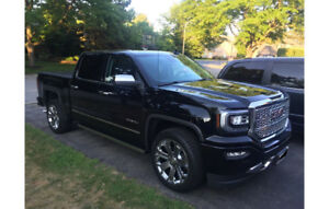 2016 GMC Sierra 1500 Denali Ultimate Package Pickup Truck