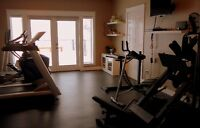 Private Gym with Certified Personal Trainer