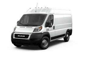 2019 RAM ProMaster 1500 High Roof 136 in. WB