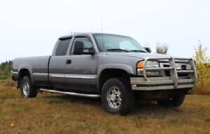 2006 GMC Sierra 2500 HD SLE Duramax Allison