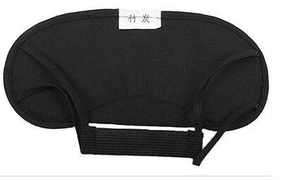 Charcoal Fiber Breathable Sleeping Eye Mask Blindfold Shade Sleep Aid Eye Shield