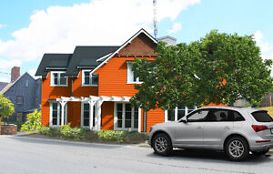 Commercial/Residential Building in a Town, full season Cottage A