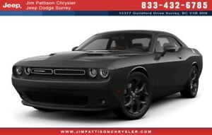 2018 Dodge Challenger SXT Plus