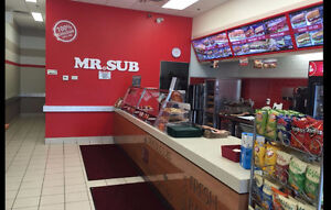 MR SUB Franchise - Waterloo North /for sale Kitchener / Waterloo Kitchener Area image 2