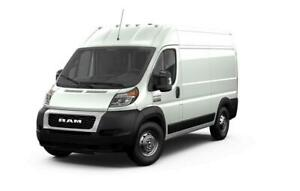 2019 Ram ProMaster 2500 High Roof 136 in. WB