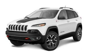2018 Jeep Cherokee Trailhawk Leather Plus