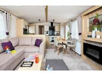 Luxury 2018 Model Static Caravan For Sale on Sea Front Park in North Wales