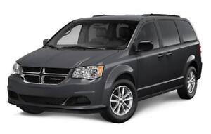2019 Dodge Grand Caravan SXT Plus