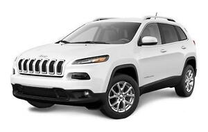 2017 Jeep Cherokee NORTH/HTD SEATS/8.4 TOUCHSCREEN/4X4