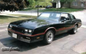WANTED - 80-86 Monte Carlo Parts for Racecar