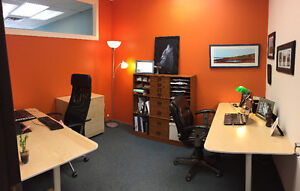 Bright, Newly Renovated Professional Offices in Downtown Guelph