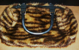 Beautiful fury purse