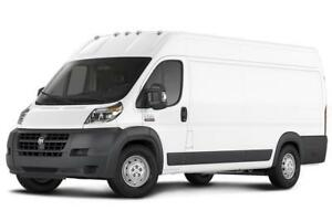 2018 RAM ProMaster 3500 High Roof Extended 159 in. WB