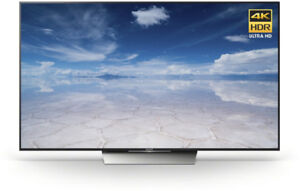 """55"""" Sony BRAVIA 4K 120hz UHD LED Android Smart TV (XBR55X850D)"""