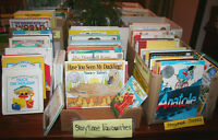 CHILDREN'S BOOK SALE Event-