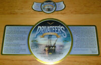 Privateer's Wharf ale  label set -Maritime Brewing ,Halifax NS