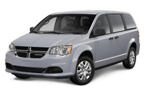 2018 Dodge Grand Caravan Canada Value Package