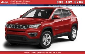2018 Jeep Compass North