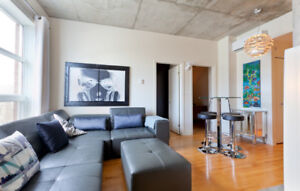 Wonderful 2 br apartment - Down town Montreal