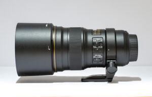 Mint Nikon 300mm f/4e pf ed vr