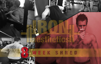 Personal Training - Small group training - 8 WEEK SHRED