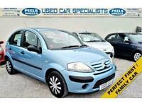 2009 09 CITROEN C3 1.1 VT 5 DOOR * BLUE * FIRST / FAMILY CAR * LOW MILEAGE *