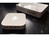 Apple Airport Express router & free modem