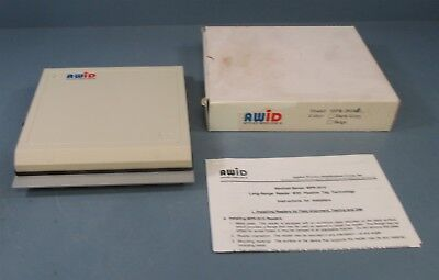 Awid Applied Wireless Id Mpr-2010a Rfid Uhf Desktop Reader Nib