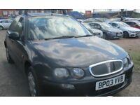 Rover 25 1.4 2003 78k 5Dr
