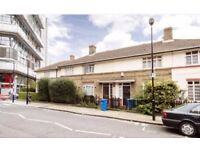 STUNNING 4 BEDROOM HOUSE FURNISHED, WITH GARDEN, SEPARATE KITCHEN NEAR DLR IN CROWSBY ROW SE1