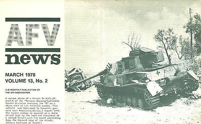 AFV News V13 N2 Canadian Armed Forces Leopard tanks_WW2 German StuG III_M18 Hell