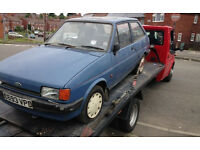 CLASSIC FORDS WANTED / ESCORT / FIESTA / ORION /