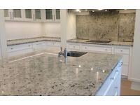 MARBLE & GRANITE WORKTOPS, FLOORS, WALL