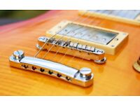 Tradition MTP-350 Maple capped electric guitar - PRS style