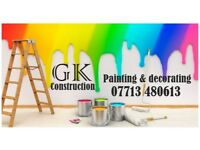 PAINTING & DECORATING service In Cardiff. Quality work at affordable prices!!!