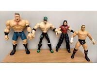 Rare WWE action figure bundle