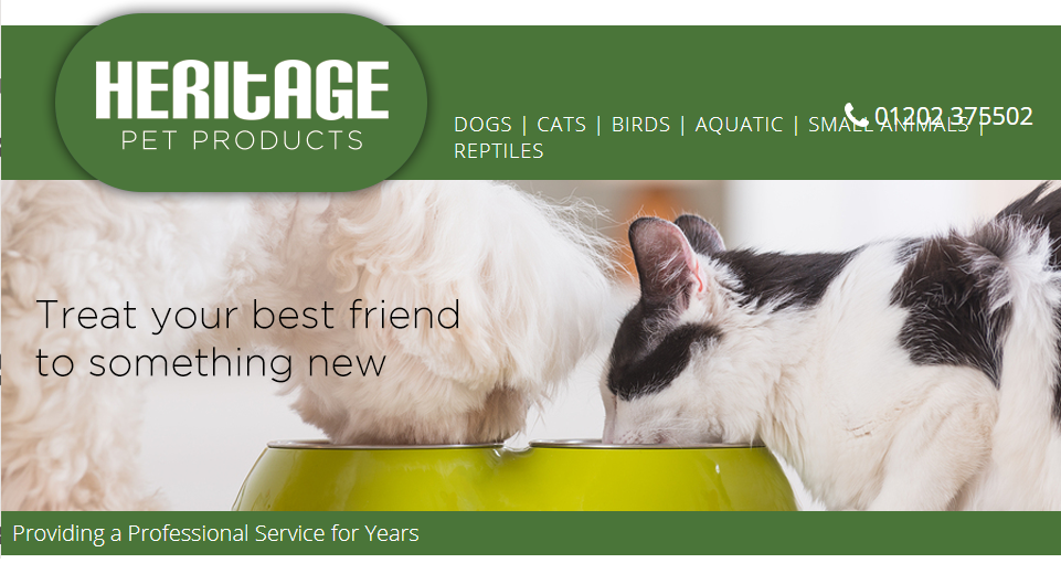 Heritage Pet Products