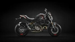 2019 Ducati Monster 821 STEALTH EDITION