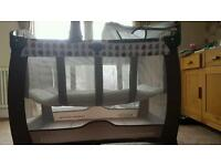 Graco Electra travel cot