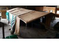 Raclet Trailer Tent Sun Canopy