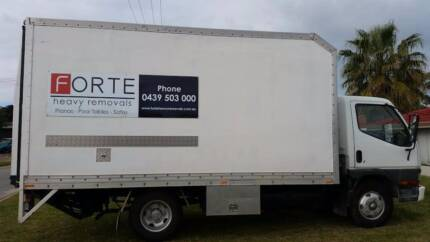 Forte Heavy Removals - Piano, Pool Table, Safe & Spa Mover Perth City Preview