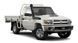 Toyota Landcruiser 79 series V8 single cab
