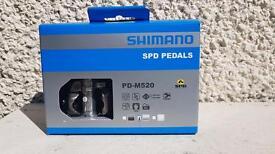 Mountain bike or road bike SPD pedals