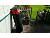 Blitz 5 foot punch bag - boxing, MMA, Karate practice etc