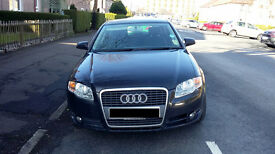 Audi A4 Saloon 2007, 74000 miles