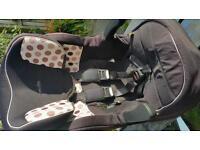 Nania I-max SP Luxe Galaxy Grey - child car seat